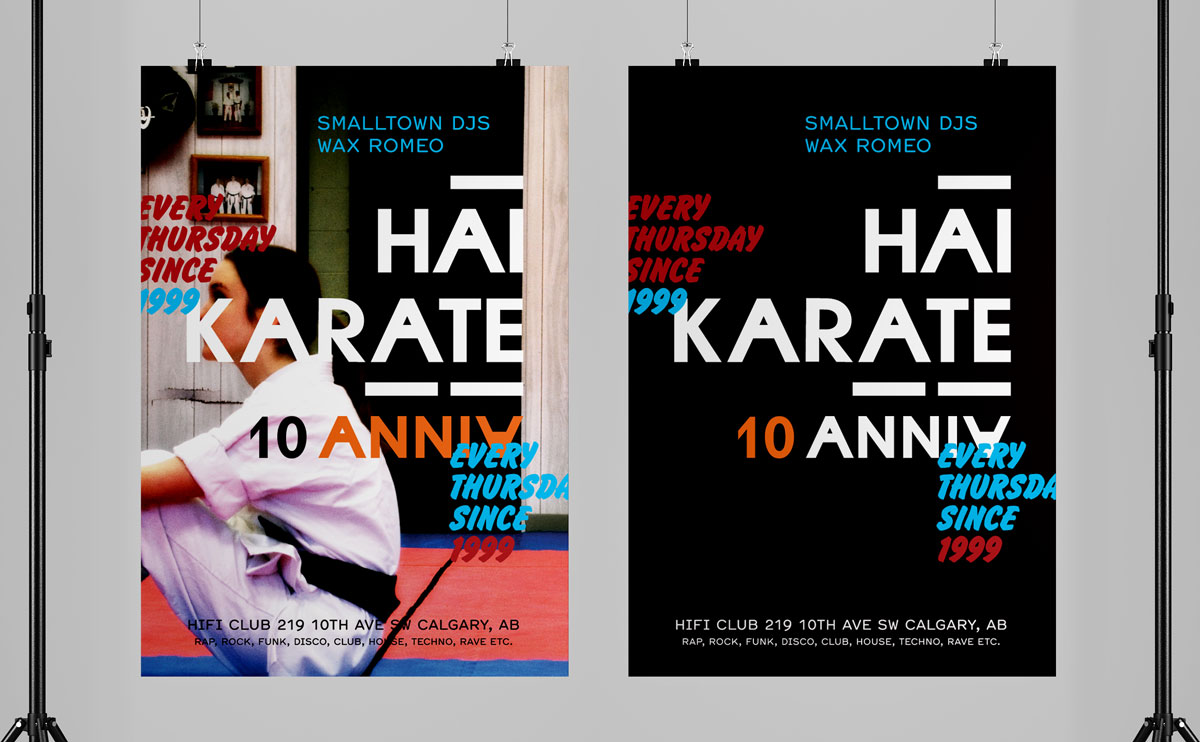 HaiKarate2PostersScene
