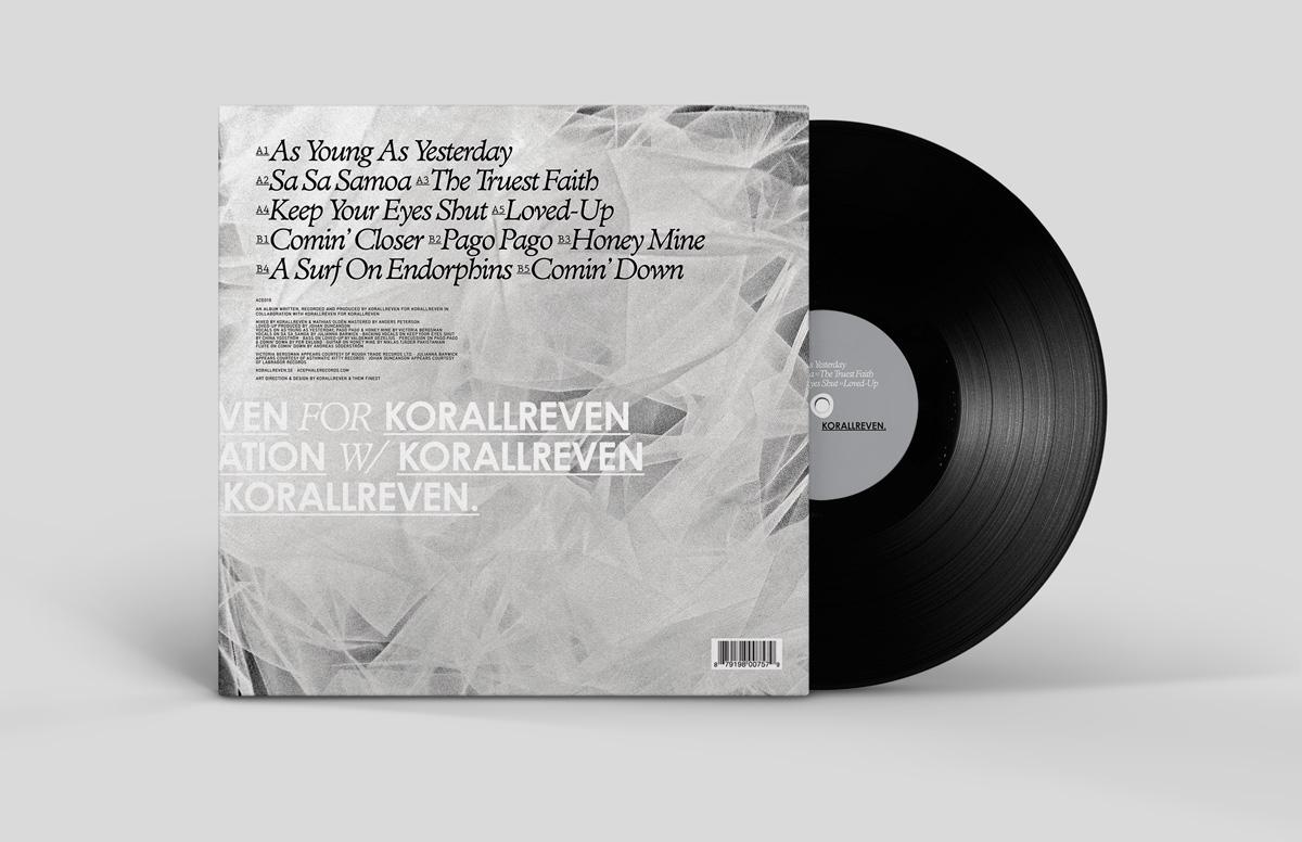 KorallrevenAnAlbumByVinylBackCover
